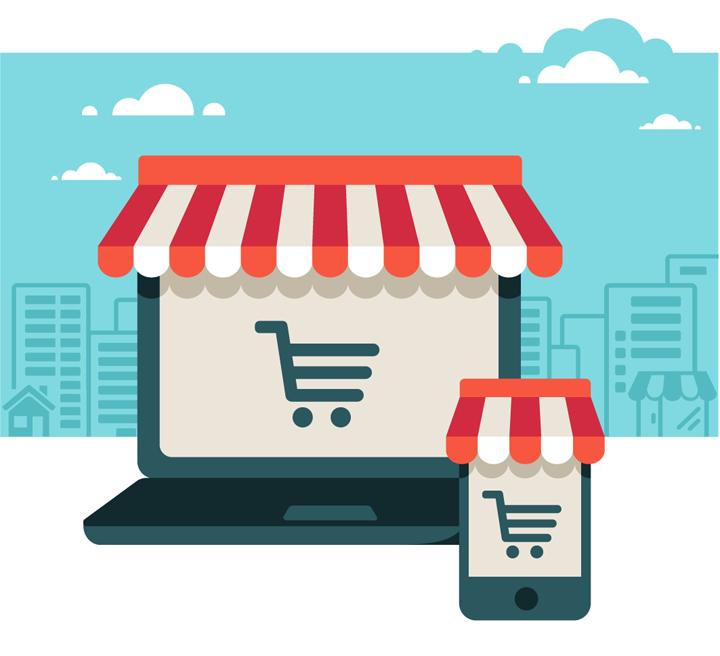 Diseño de Tiendas online Albacete